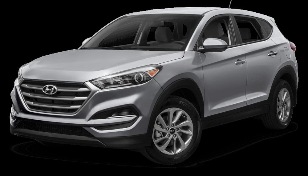2018 Hyundai Santa Fe vs. 2017 Hyundai Tucson.
