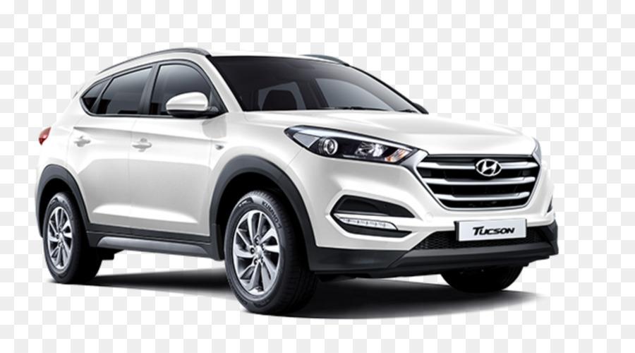 2018 Hyundai Tucson Family Car png download.