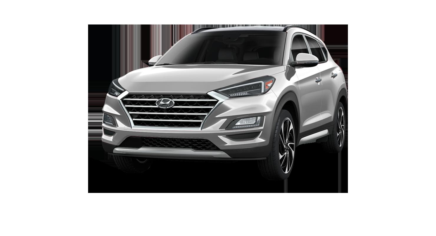 2019 Hyundai Tucson.