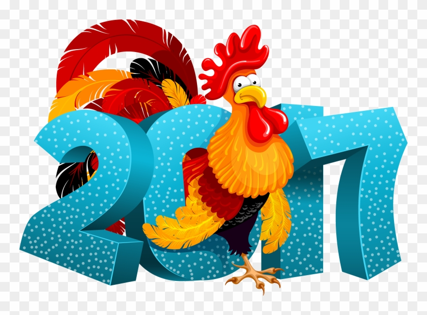 Page 62 Cartoon Rooster, New Year Images, New Year.