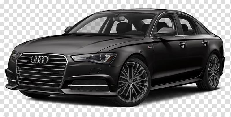 Black Audi sedan, Audi Quattro Car 2018 Audi A6 3.0T Sport.