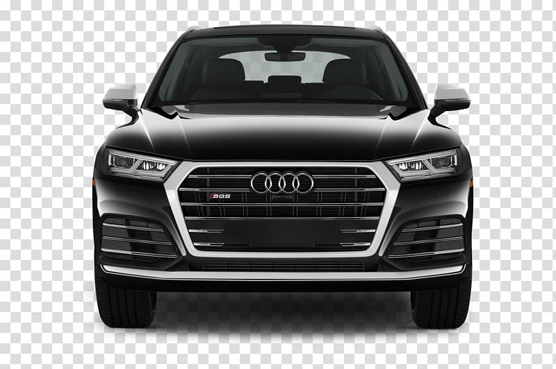 Audi SQ5 Car 2018 Audi Q5, audi transparent background PNG.