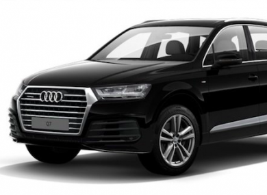 Motor Envy: The Audi Q7 is a big beast that's also rather beautiful.