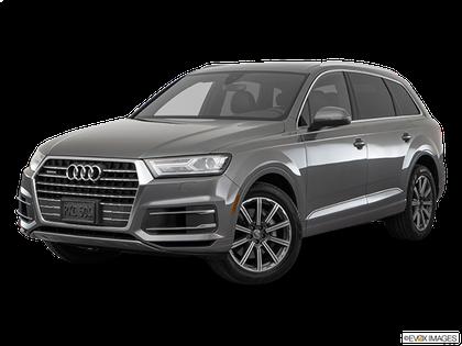 2017 Audi Q7 Review.