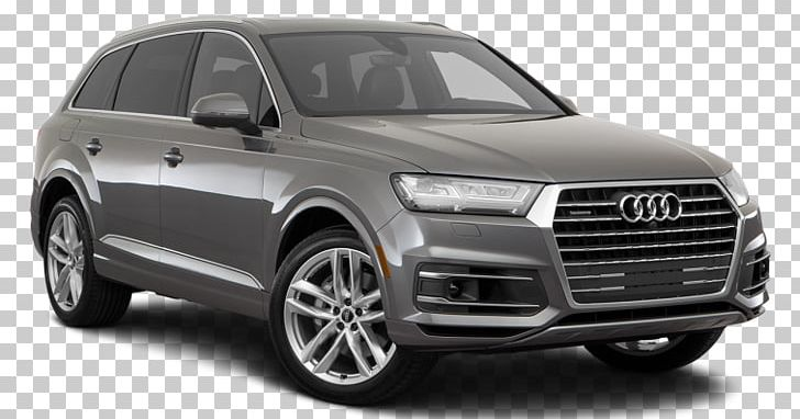 2018 Audi Q7 3.0T Premium Car Latest Vehicle Identification Number.