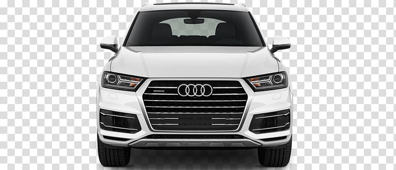 2018 Audi Q7 2017 Audi Q7 Car Audi A6, luxury car transparent.