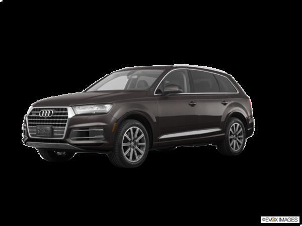Audi Q7 TECHNIK 2018.