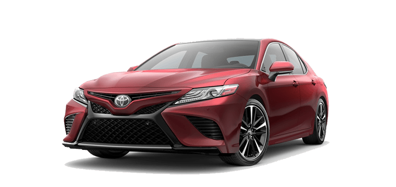 2018 Toyota Camry in Saint Charles, IL.