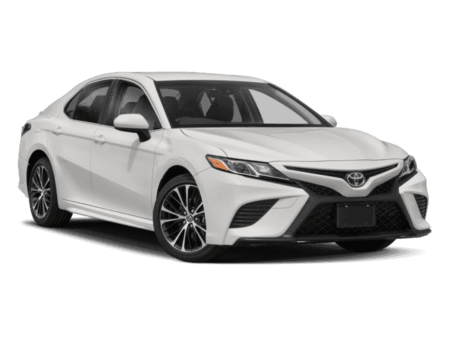 New 2018 Toyota Camry SE FWD 4dr Car.