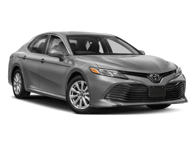 New 2018 Toyota Camry LE FWD 4dr Car.