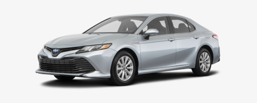 Toyota Camry Hybrid Le 2018.