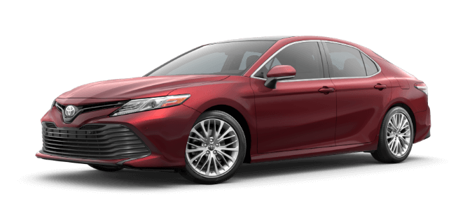 2018 Toyota Camry in Worcester, MA.
