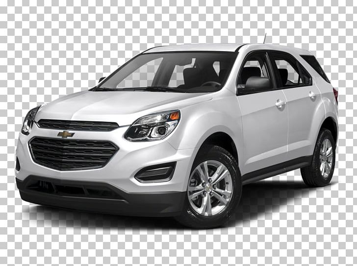 2018 Chevrolet Equinox Compact Sport Utility Vehicle Car PNG.
