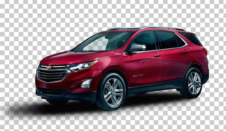 Car Compact Sport Utility Vehicle 2018 Chevrolet Equinox SUV.