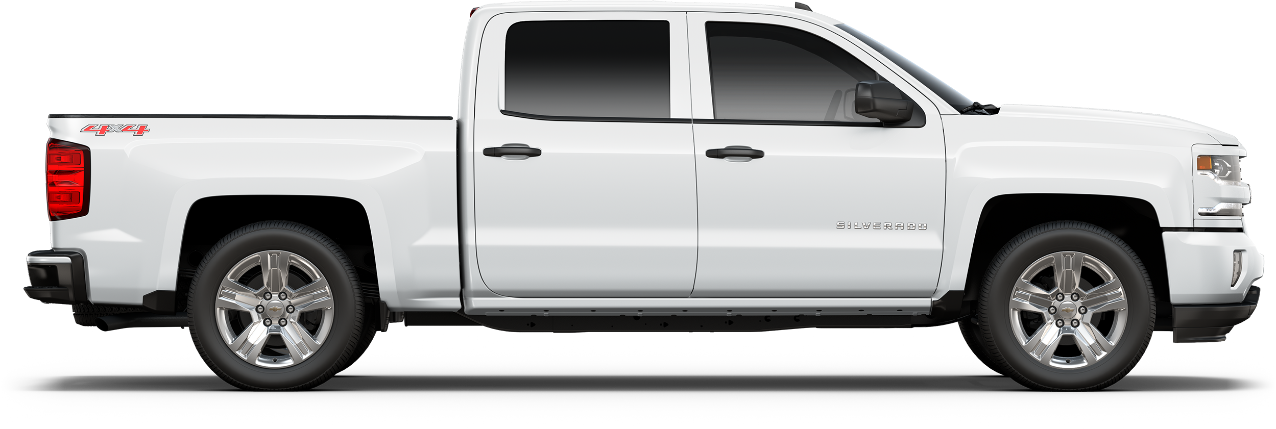 HD New 2019 Chevrolet Silverado 1500 Custom Crw Tb.