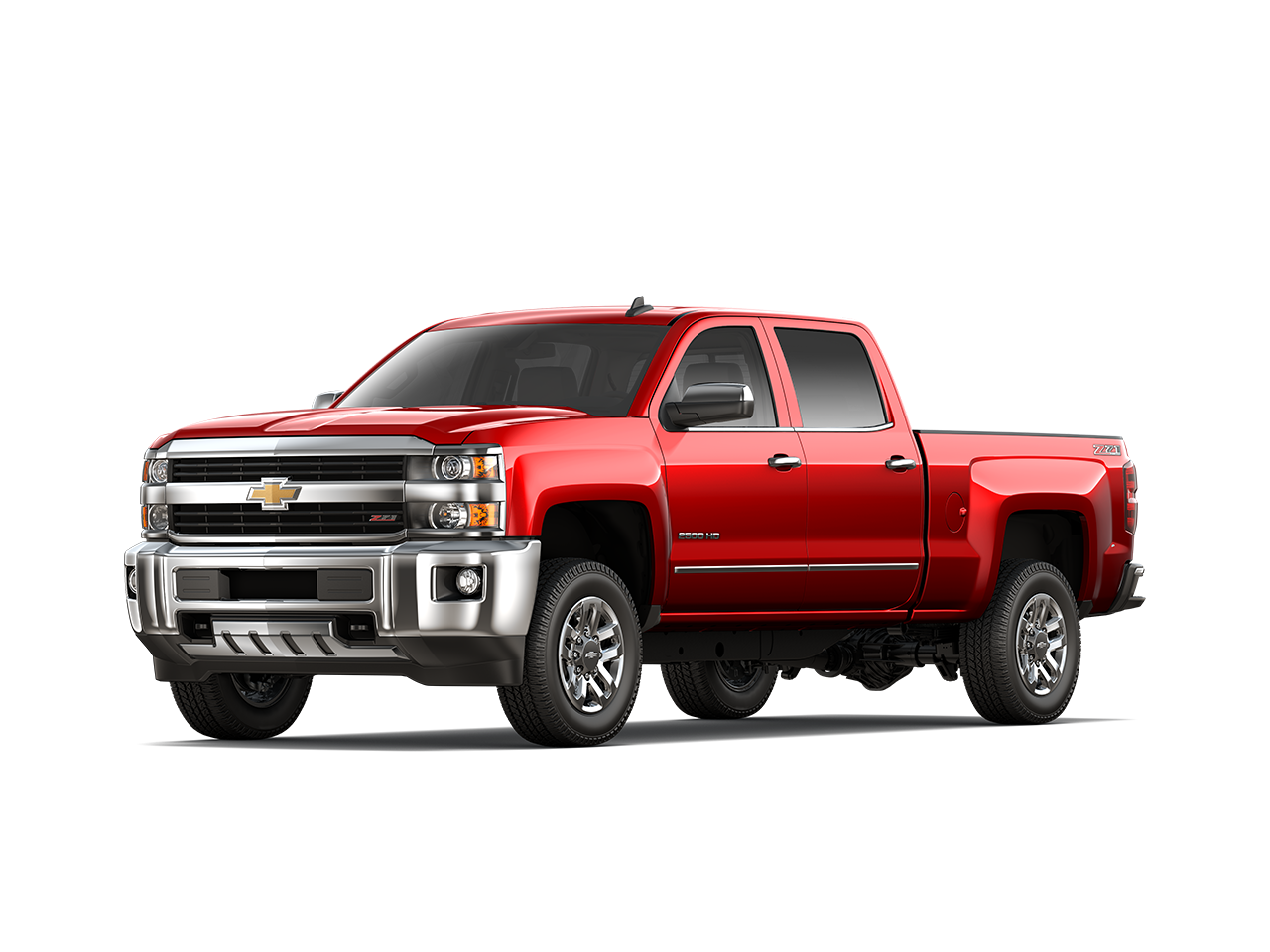 New 2018 Chevy Silverado 2500HD For Sale.