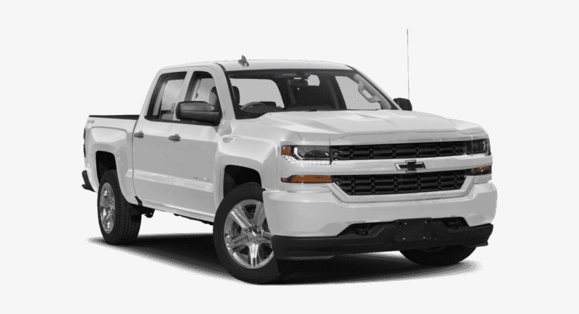 New 2018 Chevrolet Silverado 1500 Custom.