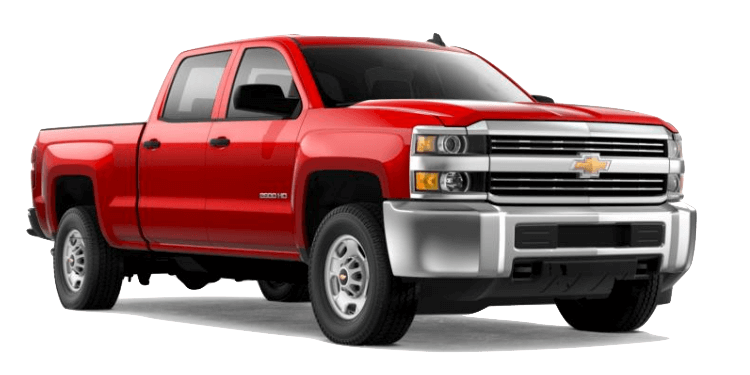 2018 Chevrolet Silverado 2500HD Trims: WT vs LT vs LTZ vs High Country.
