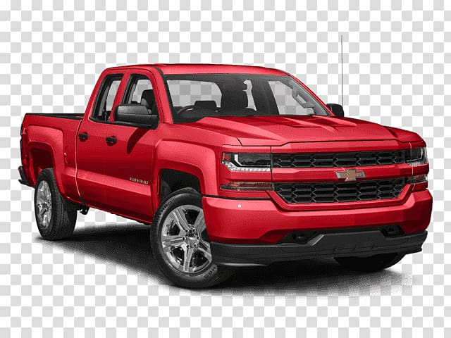 Chevrolet Silverado 1500 WT General Motors Pickup truck Car.