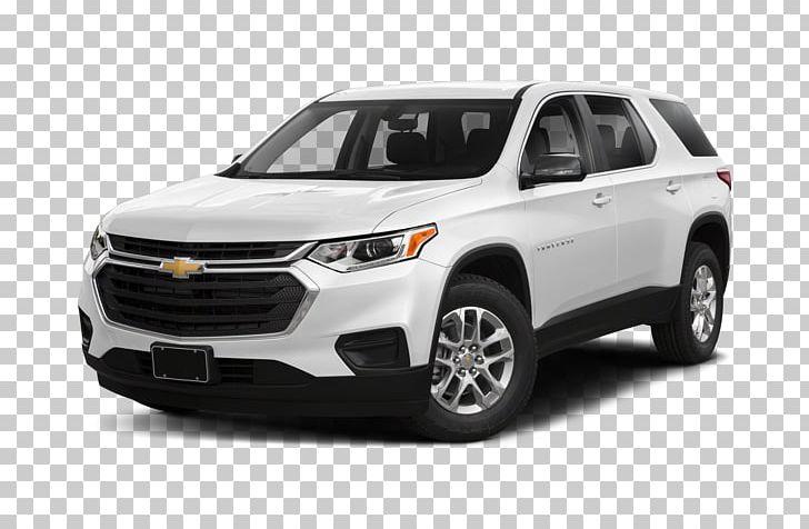 2018 Chevrolet Traverse LS Car General Motors Sport Utility.