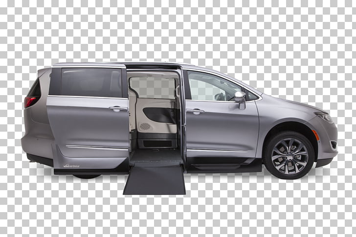 Minivan 2017 Chrysler Pacifica Car, 2018 Chrysler Pacifica.