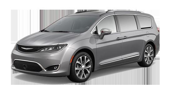 2017 Chrysler Pacifica Versus 2018 Honda Odyssey.
