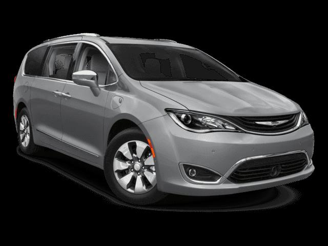 New 2018 CHRYSLER Pacifica Hybrid Limited FWD Passenger Van.