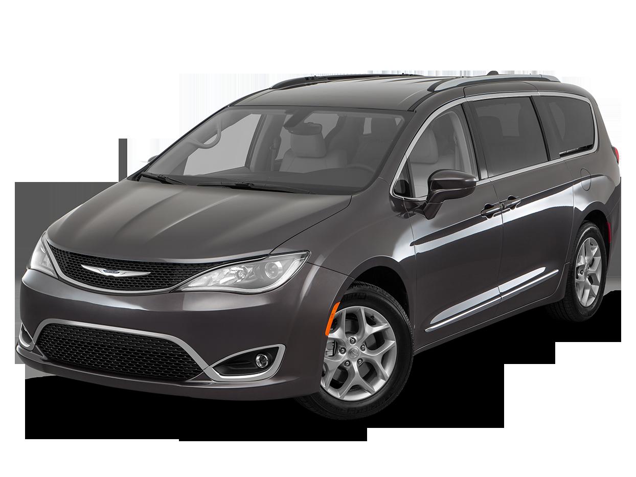 2018 Chrysler Pacifica.