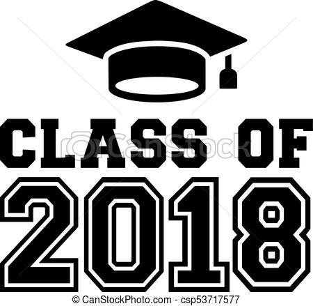 Class of 2018 Clipart and Stock Illustrations. 235 Class of 2018.