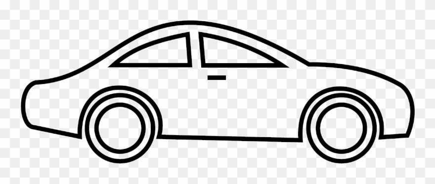 Top Clipart Images 2018 Car Clipart Black And White.