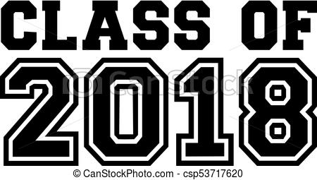 2018 clipart black and white 3 » Clipart Station.