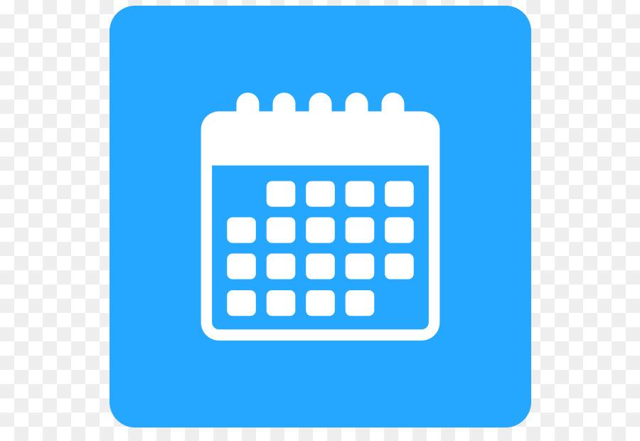 0 Calendar School Symbol.