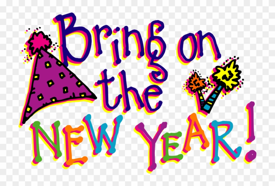 Free Clipart Happy New Year.