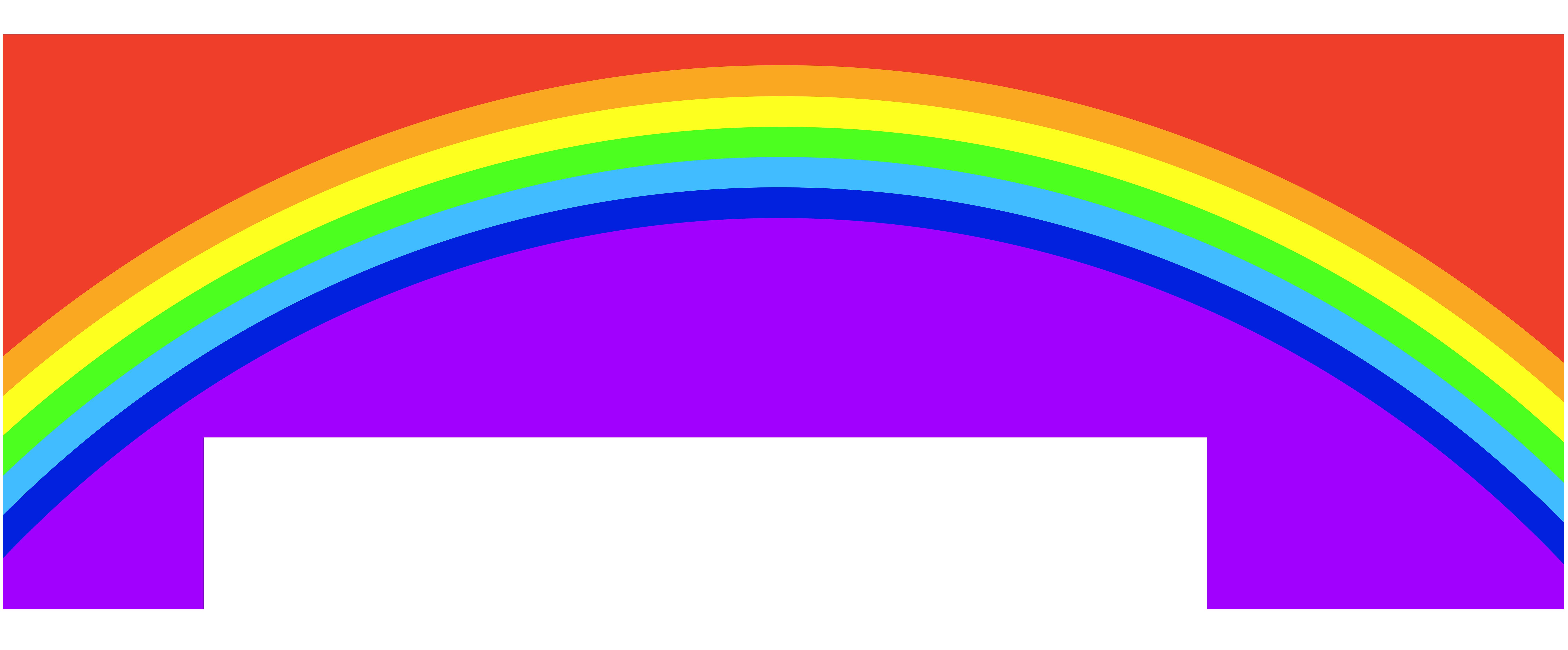 Free Pastel Rainbow Transparent, Download Free Clip Art.