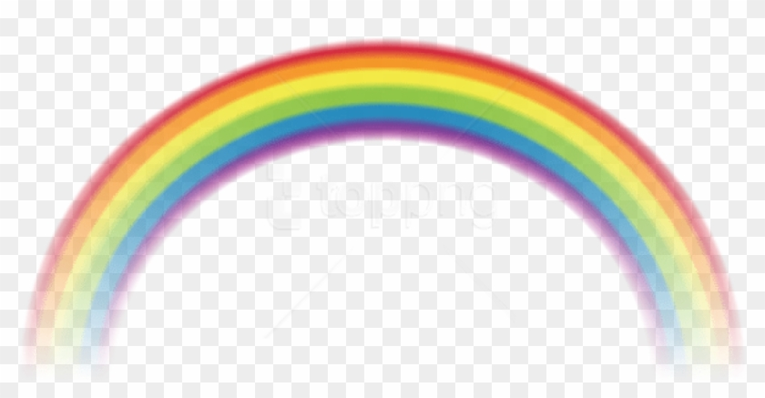 Free Png Download Transparent Rainbow Png Images Background.
