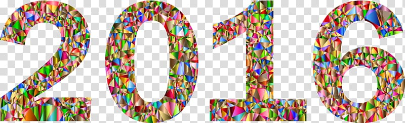 ICOCA Art Geometry, colorful 2018 transparent background PNG.