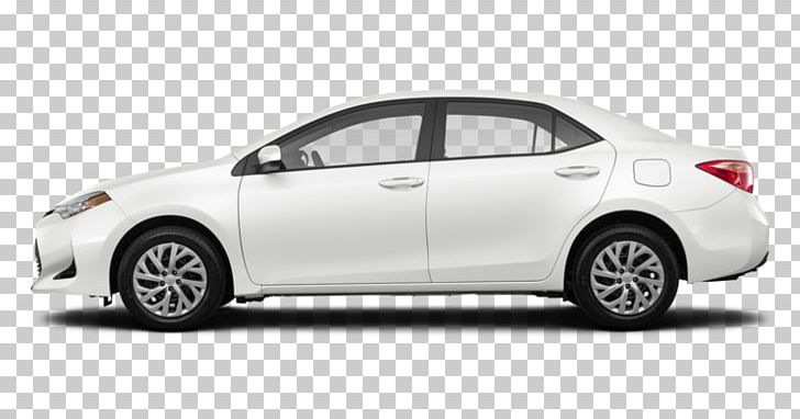 2018 Toyota Corolla LE Compact Car Vehicle PNG, Clipart.