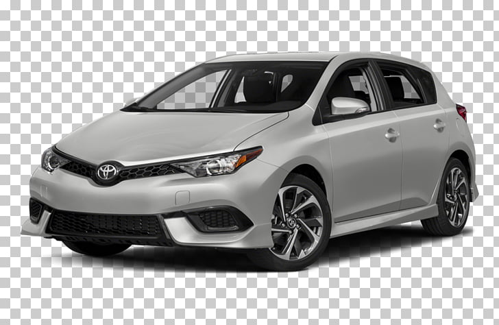 2018 Toyota Corolla iM Scion Car.