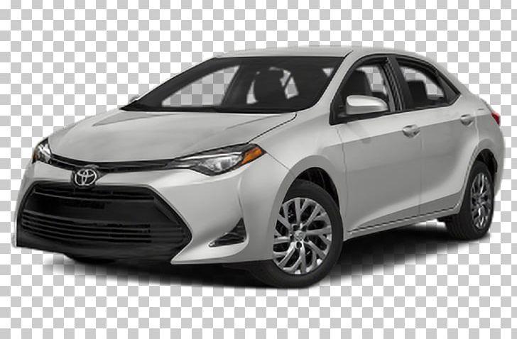 2017 Toyota Corolla LE Car 2018 Toyota Corolla LE PNG.