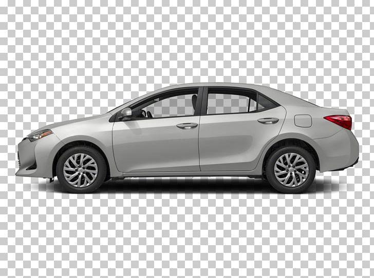 2018 Toyota Corolla LE Suzuki SX4 Car PNG, Clipart, 2018.