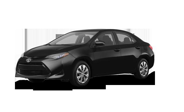 2018 Toyota Corolla LE ECO CVT.