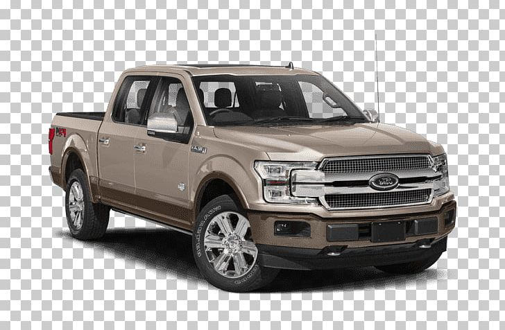 Pickup Truck 2018 Ford F.