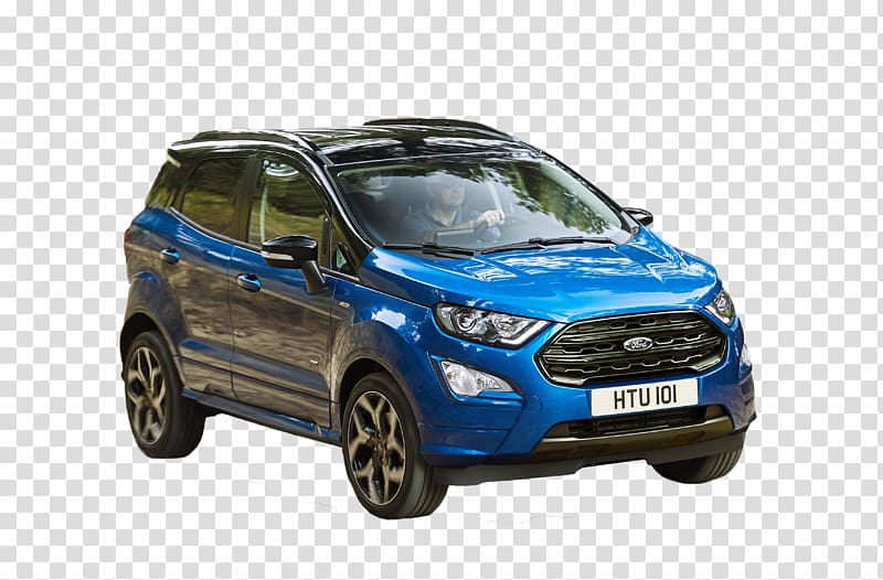 2018 Ford EcoSport Car Compact sport utility vehicle Ford.