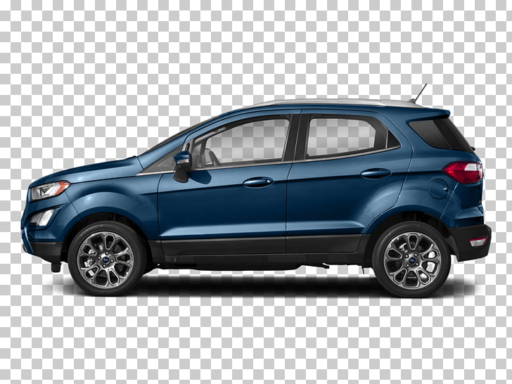 Car 2018 Ford EcoSport SE Sport utility vehicle 2018 Ford.