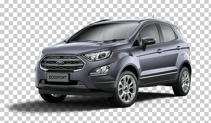 Ford Motor Company Car 2018 Ford EcoSport SE Automatic.