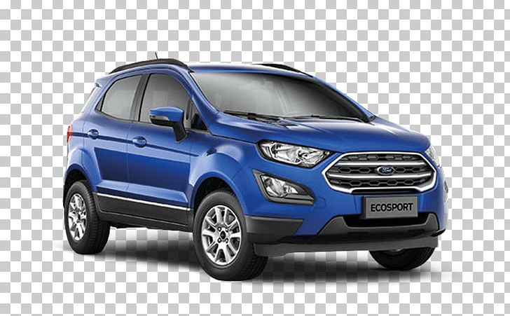 2018 Ford EcoSport Car Ford Model A Ford Mustang PNG.
