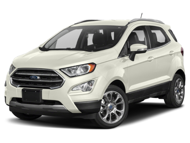 2018 Ford EcoSport SES 4WD.