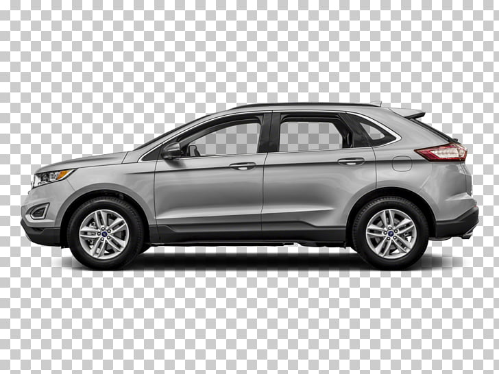 2018 Ford Edge SEL Car Sport utility vehicle, ford PNG.