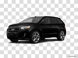 Ford Edge transparent background PNG cliparts free download.