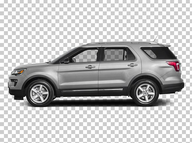 Ford Motor Company Car 2018 Ford Explorer XLT 2018 Ford.